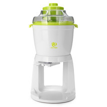 LSI-100D Electric Automatic Fruit Ice Cream Maker Frozen Yogurt Machine ... - $145.70