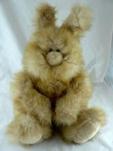 "Princess Soft Toys Plush 15"" Stuffed Animal Very Fluffy Bunny rabbit - $23.75"