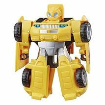 Transformers Playskool Heroes Rescue Bots Academy Bumblebee Converting T... - $21.55