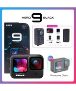 GoPro HERO9 Black Underwater Action Camera 5K 4K with Color Front - $610.00+
