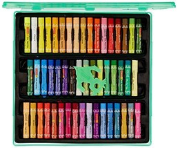 Camel Camlin Kokuyo Oil Pastel Crayons Color Assorted Colours 50 Shades ... - $13.99