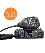 AnyTone AT-778UV Dual Band Transceiver Mobile Radio VHF/Uhf Two Way Amat... - $124.12