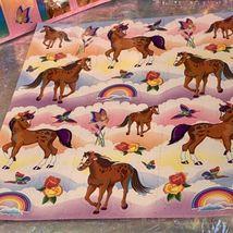 Lot Of 3 Lisa Frank Full Sticker Sheets Rainbow Chaser Lollipop Prism HTF image 5