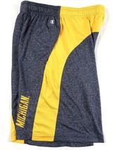 Michigan Wolverines Shorts Men's First and Ten NCAA Training Short
