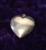 POWERFUL LOVE TALISMAN SILVER HEARTPENDANT FIND YOUR SOULMATE ROMANCE  L... - $98.01