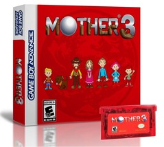 Mother 3 + Game With Case (Nintendo Game Boy Advance) GBA English Ver Ea... - $26.99
