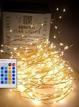 Starry Lights 60 Feet Xx-Long / 360 Leds with Remote Control Dimmer. War... - €26,31 EUR