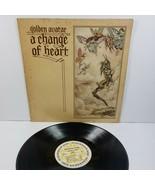 KRISHNA Consciousness LP 1976 GOLDEN AVATAR A Change Of Heart SUDARSHAN ... - $5.35