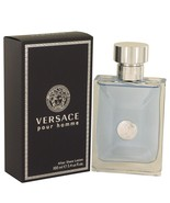 Versace Pour Homme by Versace After Shave Lotion 3.4 oz for Men - $48.86
