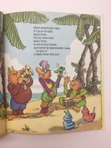 The World of Teddy Ruxpin Grundo Beach Party Book 1986 Worlds of Wonder image 2