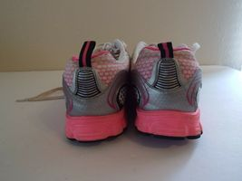 Skechers Flex 8 Women Sneakers Pink and White image 4