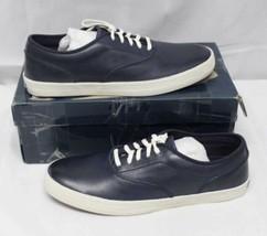 Cole Haan C27987 Men's Nantucket Deck Fashion Sneaker Shoes Navy, SIZE 1... - $72.77