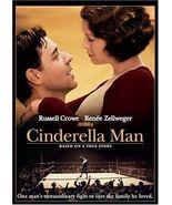 Cinderella Man (DVD, 2005, Full Frame) - €5,99 EUR
