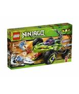 Lego Ninjago Masters of Spinjitzu Fangpyre Truck Ambush 9445 - $290.99