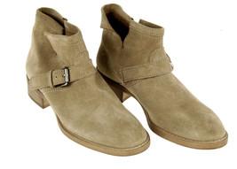 J Crew Women's Dakota Biker Boots Ankle Boots Booties 5 B6542 Pale Umber - $55.19