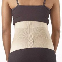 "Corflex E/N Lumbar Support 9"" - Beige - Small (24""- 30"") - $30.99"