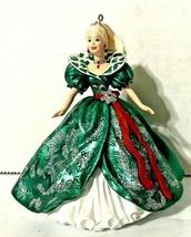 Vintage 1995 Hallmark Keepsake Holiday Barbie Christmas Ornament - New i... - $6.99