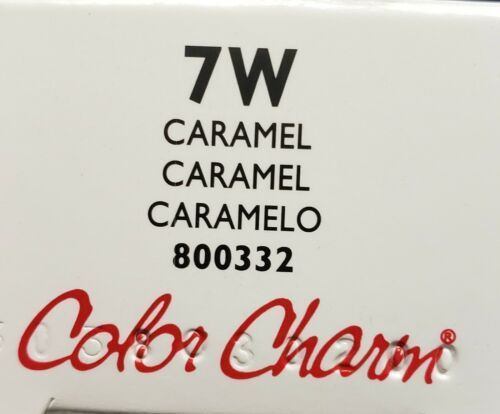 Primary image for Wella COLOR CHARM Conditioning PERMANENT GEL Haircolor 2 oz CARAMEL 7W