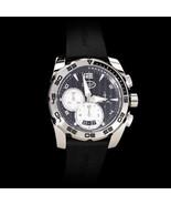 Parmigiani Fleurier Pershing 002 Automatic Chronograph. Black Dial - $10,889.00