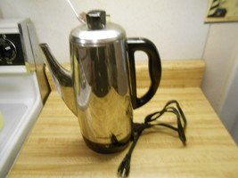 Old Hamilton Beach Proctor Silex percolator - $18.95