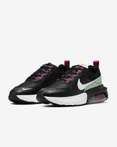 Nike Women's Air Max Verona Shoes Black Fossil Hyper Crimson CI9842-001 NEW - $50.02