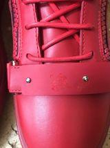 Size EU 11 Red Zanotti Giuseppe Sneakers 44 wBTXtqxF
