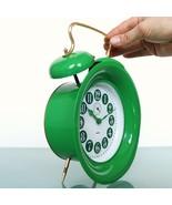 German Vintage CLOCK Mantel Wall Alarm BLESSING Wamda HUGE 9.6 Inch Mid ... - $275.00
