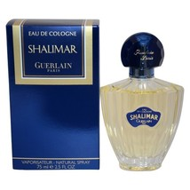 Guerlain Shalimar By Guerlain For Women. Eau De Cologne Spray 2.5 Oz(75ml) - $63.00