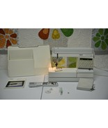 Pfaff Creative 1473 CD Sewing Machine w Manuals, Pedal,Cover,& Accessories-MINT! - $899.00