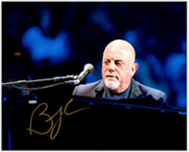 BILLY JOEL  Authentic  Original  SIGNED AUTOGRAPHED PHOTO w/ COA 1159 - $90.00