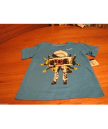 Boys Youth 2 toddler Nike baseball blue glow sports TEE T shirt TEE NEW ... - $6.47