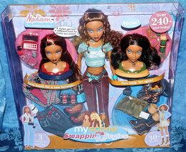 Barbie My Scene Swappin' Style Madision Doll Sealed New in box Rare 240 ... - $336.59