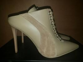 Puma Fenty Mule Heel Sesame Natural Women's Size 6.5 BNIB MSRP $400 - $103.20