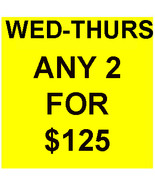 Yellow box 2 for  125 wed thurs thumbtall