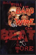 Adam Hughes Cover Art SIGNED Barb Wire #6 Dark Horse Comics - $14.84
