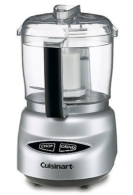 Food Processor 250 Watt Chopper Grinder 3 Cup Capacity w/ Spatula Set NEW