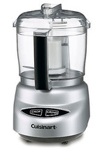 Food Processor 250 Watt Chopper Grinder 3 Cup Capacity w/ Spatula Set NEW - $58.91