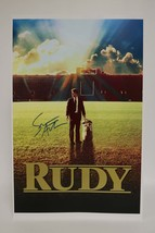 Sean Astin Signed Autographed 'Rudy' Glossy 11x17 Movie Poster - COA Mat... - $99.99