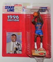 NBA Starting Lineup 1996 Larry Johnson New York Nicks Collectible SLU B5 - $9.99
