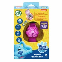Blues Clues and You! Magenta Learning Watch for Preschoolers LeapFrog - $27.40