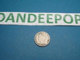 Liberty V 5 Cent 1908 Nickel Antique Coin Money - $38.60