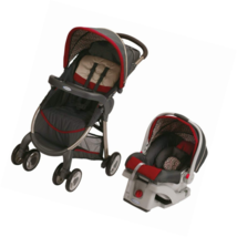 Graco Fastaction Fold Click Connect Travel System Stroller, Finley, One ... - $165.51