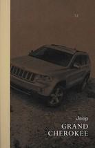 2012 Jeep GRAND CHEROKEE brochure catalog US 12 Overland Limited SRT8 - $8.00