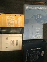 2010 FORD FOCUS Service Shop Repair Manual Set W EWD Parts Trans Book Se... - $118.75