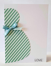 Pregnancy Card - Congrats On New Baby Card, Expecting Card, Pregnant Bel... - $4.63