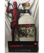 Deadpool 2 Espolon Tequila Blanco Cardboard Standee - $197.99
