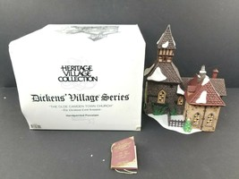 Dept 56 Dickens Village Series The Old Camden Town Church 58346 *No Light* - $23.17