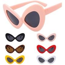 Women Sunglasses Cat Eye Retro Fashion Design Shades Girls Elegant Sungl... - $15.98