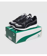 Puma Mens RS-100 Trainers Black/White Sneakers - $91.56