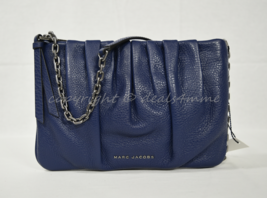 MARC By Marc Jacobs M0009630 Gathered Pouch With Chain Crossbody/Shoulde... - $199.00